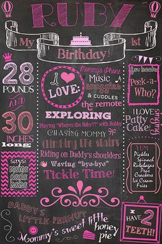 first birthday poster template free ; e8459fe88a2fdd6b7e9b423d3609ff2e--first-birthday-posters-girl-first-birthday