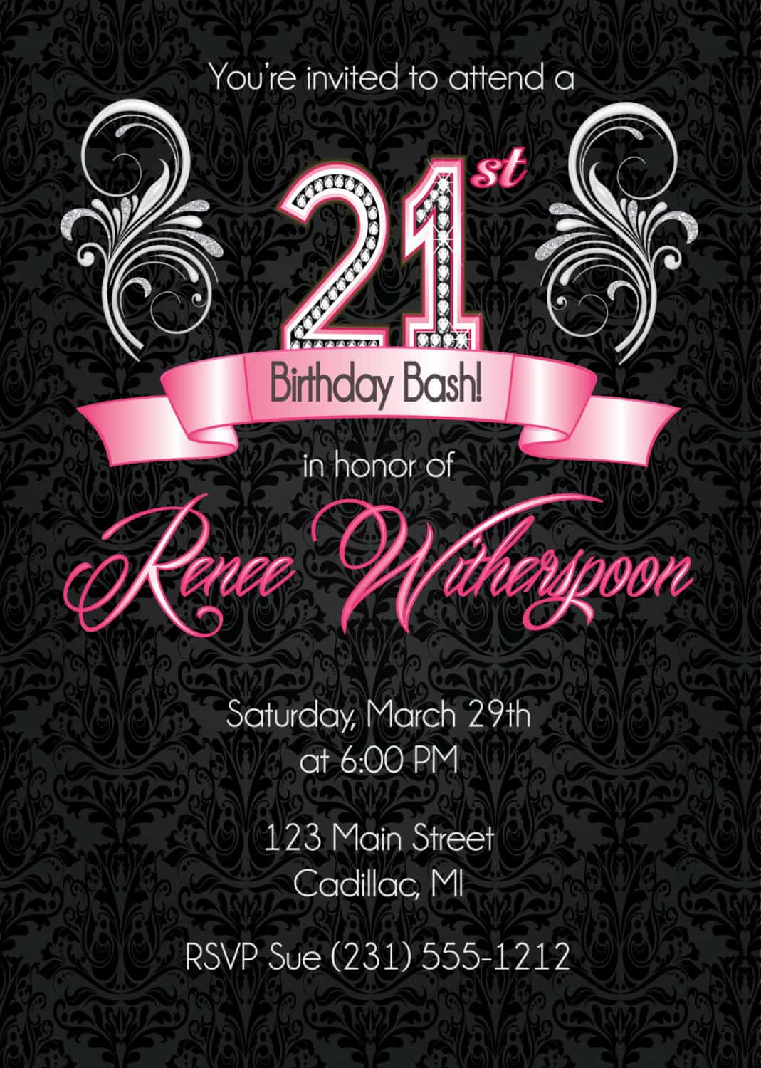free 21st birthday invitation cards design ; the-ethics-of-21st-birthday-invitations-designs-looking-design-of-21st-birthday-invitation-21st-birthday-party-fabpartyprints-egreeting-ecards-com