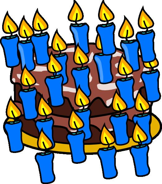 free 40th birthday clipart images ; 40th-birthday-cake-hi