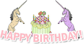 free animated happy birthday clipart ; happy-unicorn-birthday