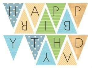 free birthday banner template printable ; best-25-free-printable-birthday-banner-ideas-on-pinterest-for-with-regard-to-free-printable-happy-birthday-banner-templates