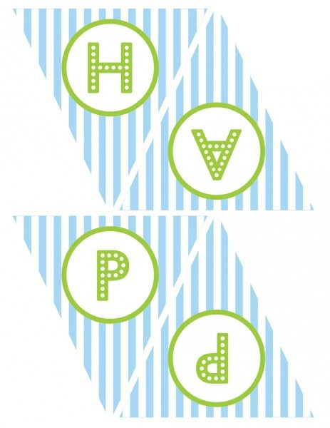 free birthday banners personalized with photo ; free-blue-and-green-boy-birthday-printables-from-green-apple-throughout-free-printable-birthday-banner-boy