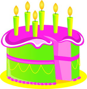 free birthday cake clipart images ; colorful_birthday_cake_with_birthday_candles_0515-1101-1202-3458_SMU