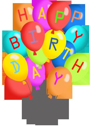 free birthday clipart funny ; 194x261xbirthday-balloons-many-colors-letters