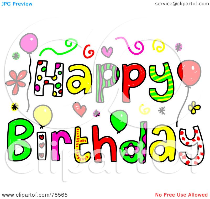 free birthday clipart funny ; funny-birthday-clipart-pictures