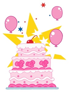 free birthday girl clipart ; three_tier_pink_birthday_cake_for_that_special_girl_on_her_special_day_0521-1004-3015-0320_SMU
