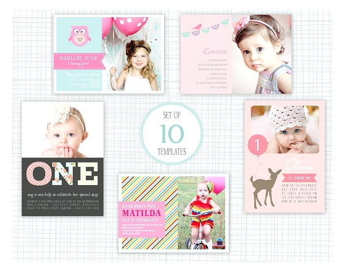 Free Birthday Party Invitation Templates Photoshop Best Happy
