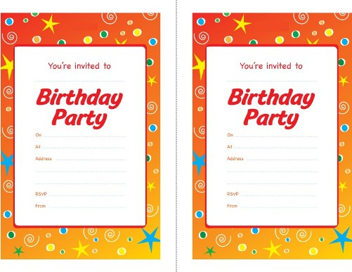 free birthday party invitation templates with photo ; 18th-birthday-party-invitation-templates-free-Free-Birthday-Party-Invitations-Tempaltes