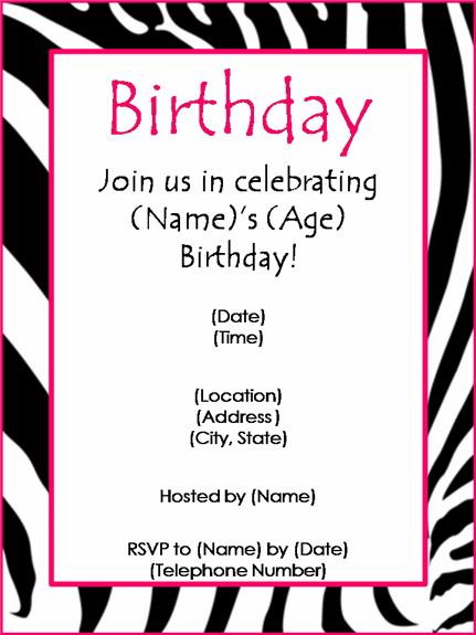 free birthday party invitation templates with photo ; free-birthday-party-invitations-templates-to-inspire-and-to-make-the-extraordinary-Party-invitations-interesting-17