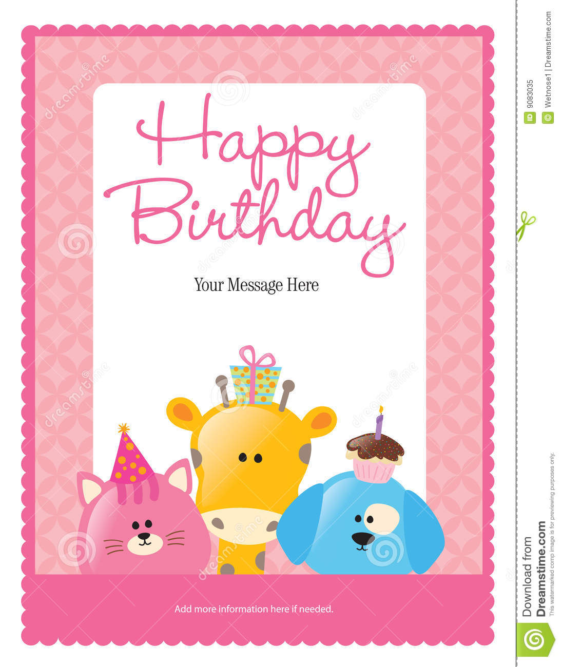 free birthday poster template ; 8-5x11-birthday-flyer-poster-template-9083035