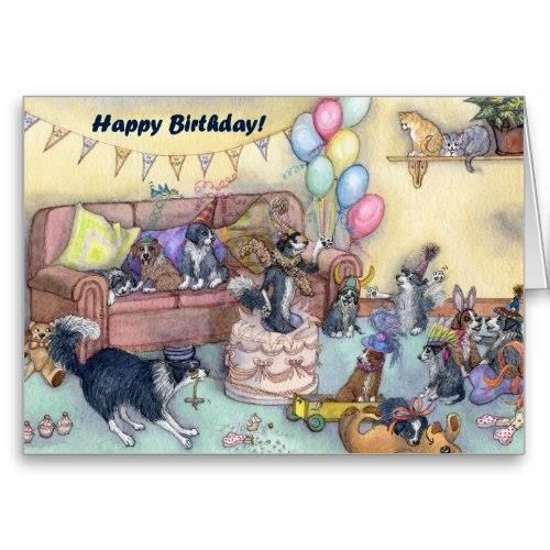 free border collie birthday cards ; 60320eb2bd8f5e808463f50da2ca7d7b--collie-dog-border-collie