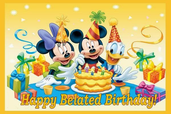 free clipart belated birthday wishes ; 0a8914d32c9e5af777c7040a301c158e