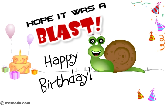 free clipart belated birthday wishes ; 1905-straight-from-my-heart