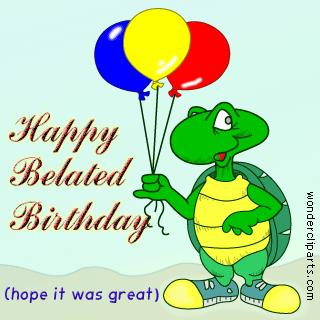 free clipart belated birthday wishes ; 25efd4353d4f5425389f590df30204eb