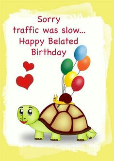 free clipart belated birthday wishes ; 3f2a88bb8475e92f539e4b913f8edb05--late-birthday-happy-belated-birthday