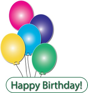 free clipart birthday balloons ; balloons_with_happy_birthday_text_0515-0906-2800-2906_SMU