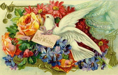 free clipart birthday flowers ; free-vintage-birthday-card-with-dove-flowers-best-wishes
