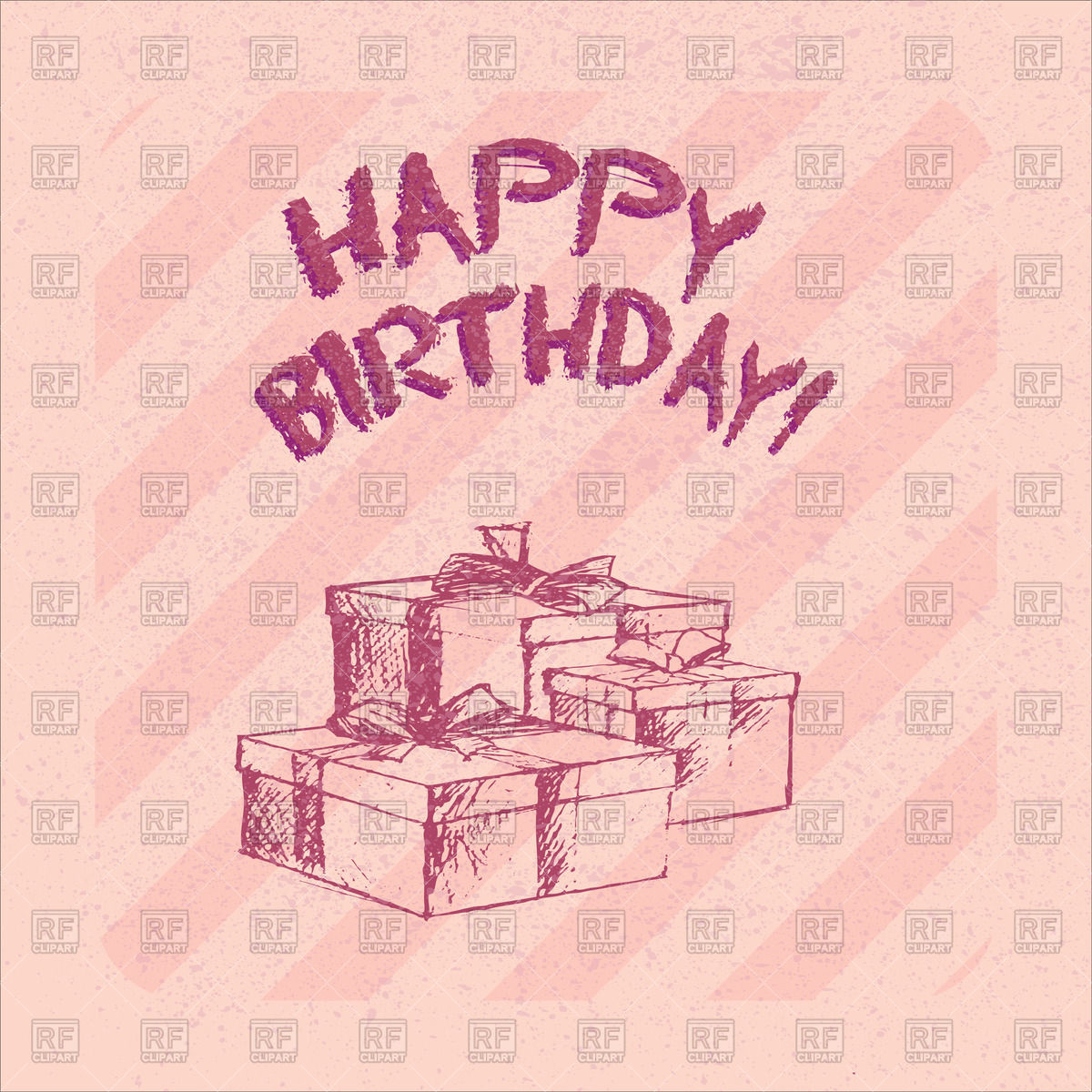 free clipart birthday wishes ; birthday-greeting-card-with-gift-boxes-Download-Royalty-free-Vector-File-EPS-146564