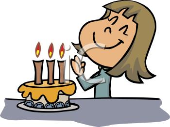 free clipart birthday wishes ; wishes-free-clipart-1