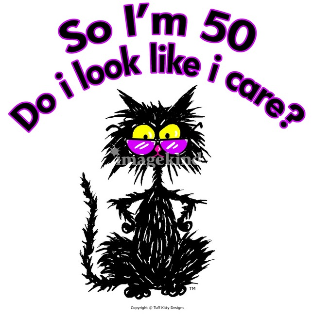 free funny birthday clipart images ; funny-50th-birthday-clipart-1