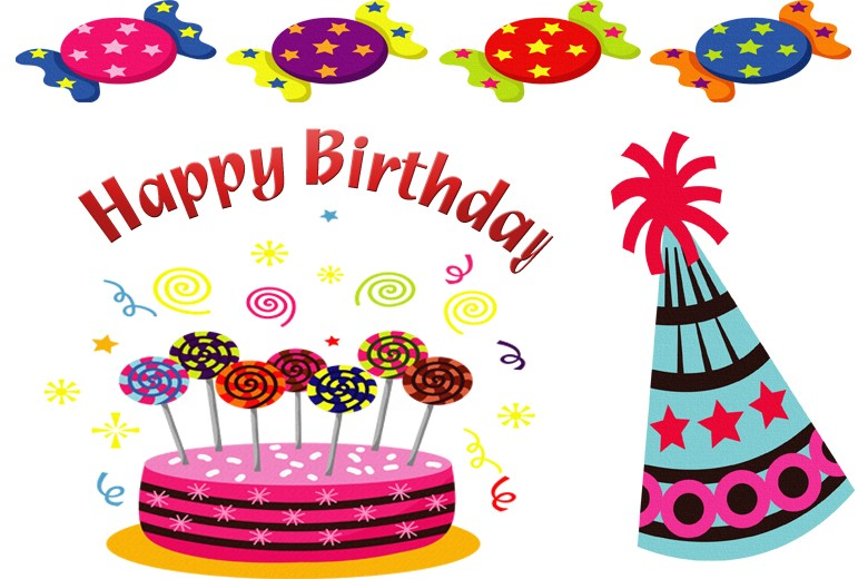 free happy birthday clipart graphics ; free-religious-birthday-clipart-1