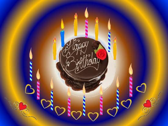 free happy birthday wishes images ; 305364