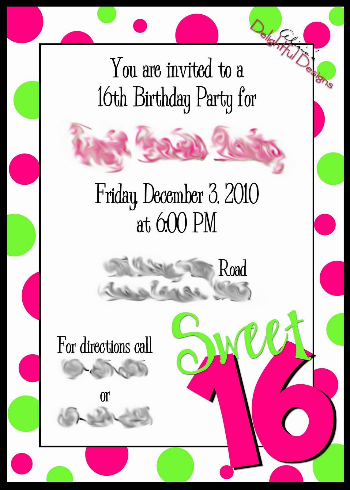 free printable 16th birthday party invitation templates ; free_birthday_invitations_templates_1