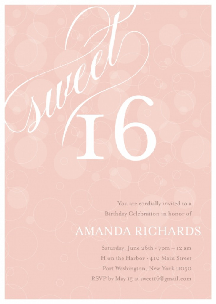 free printable 16th birthday party invitation templates ; sweet-16-printable-invitations-free-printable-sweet-16-invitation-templates