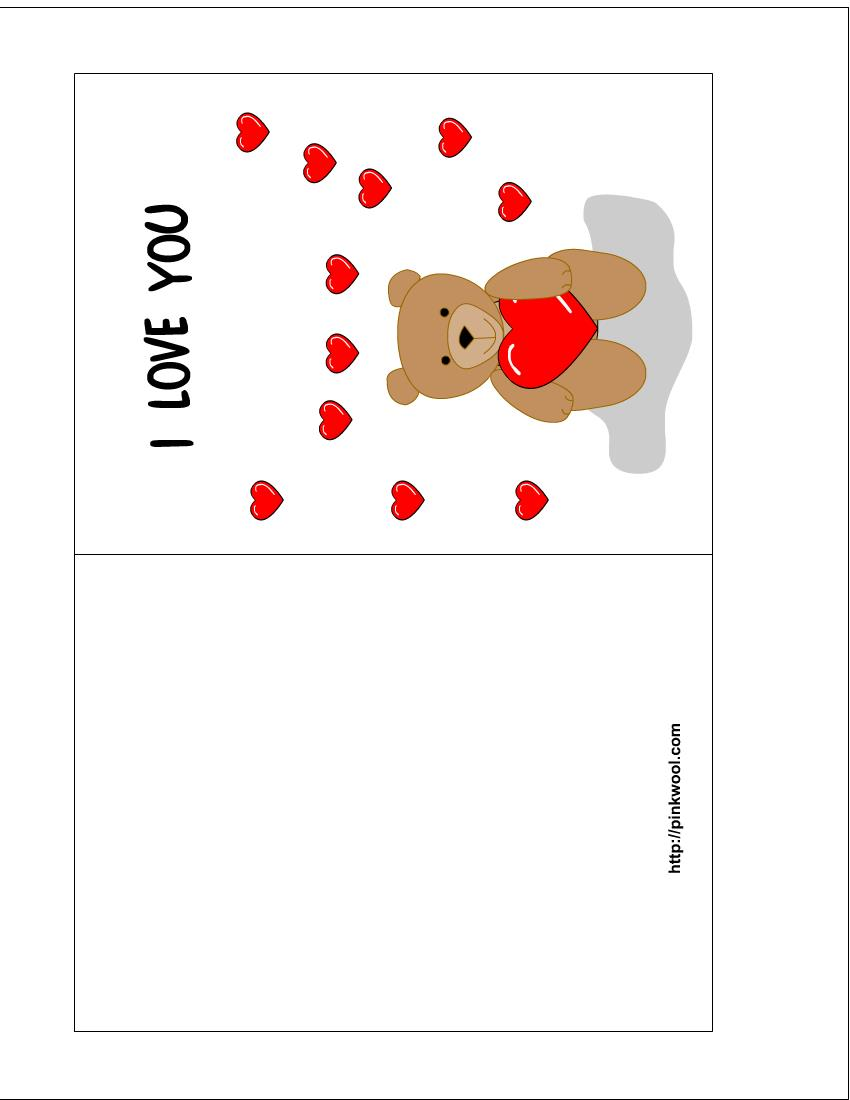 free printable photo birthday card template ; Free-Valentine-Cards-To-Colour-And-Print-Together-With-Valentine-Cards-To-Print-Online-Plus-Valentine-Bingo-Cards-To-Print