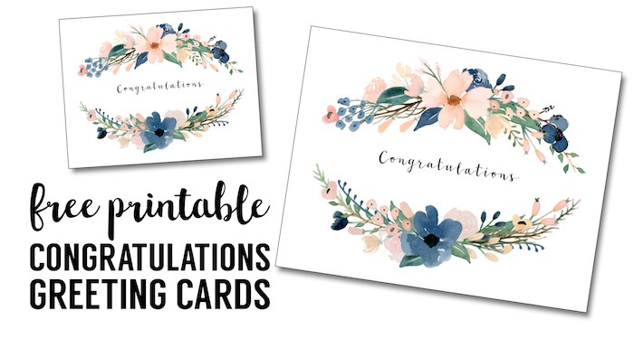 free printable photo birthday card template ; printable-free-greeting-cards-congratulations-card-printable-free-printable-greeting-cards-template