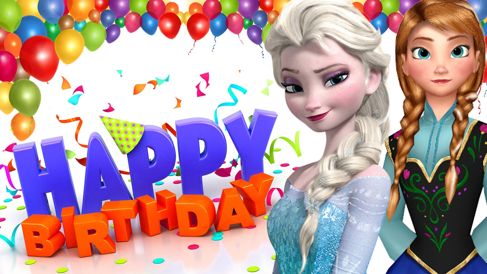 frozen birthday wallpaper ; cute-free-happy-birthday-greeting-cards-download