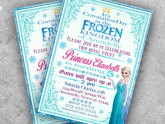 frozen themed birthday invitation wording ; 62ef858d3d7b52370eb3a5bd31eeee96--elsa-birthday-invitations-frozen-party-invitations