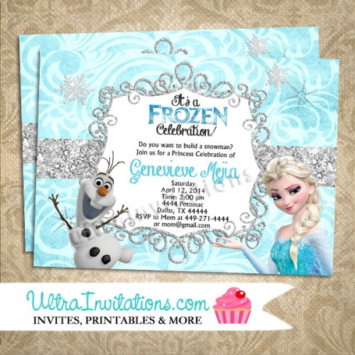 frozen themed birthday invitation wording ; 67f7f4199e5416ab8dfa47dcf01c609c