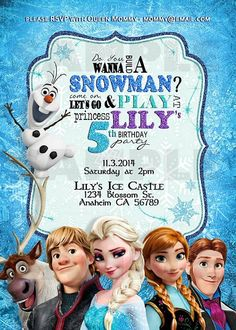 frozen themed birthday invitation wording ; frozen-birthday-invitation-wording-to-create-a-astounding-Birthday-invitation-design-with-astounding-appearance-5
