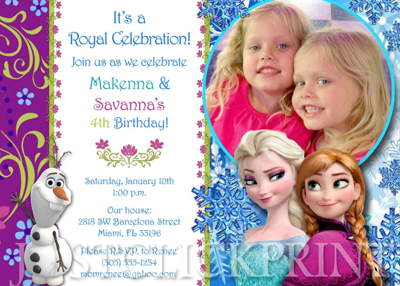 frozen themed birthday invitation wording ; invitation-birthday-party-frozen-fresh-wording-for-frozen-birthday-invitations-theruntime-com
