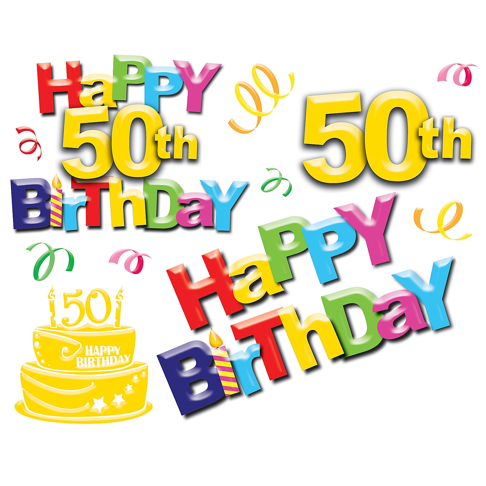 funny birthday banner quotes ; Happy-50th-birthday-Wishes-1