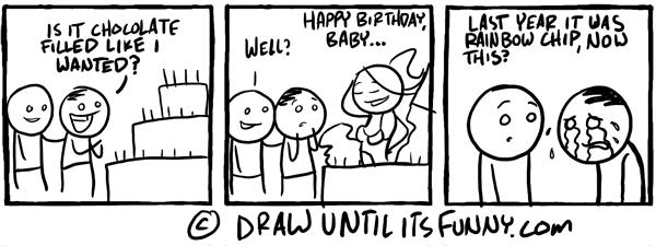 funny birthday drawings ; 2010-11-19-birthday