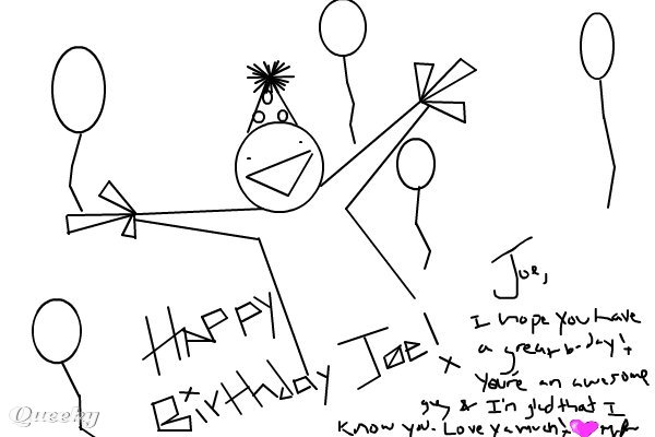 funny birthday drawings ; happy-birthday-