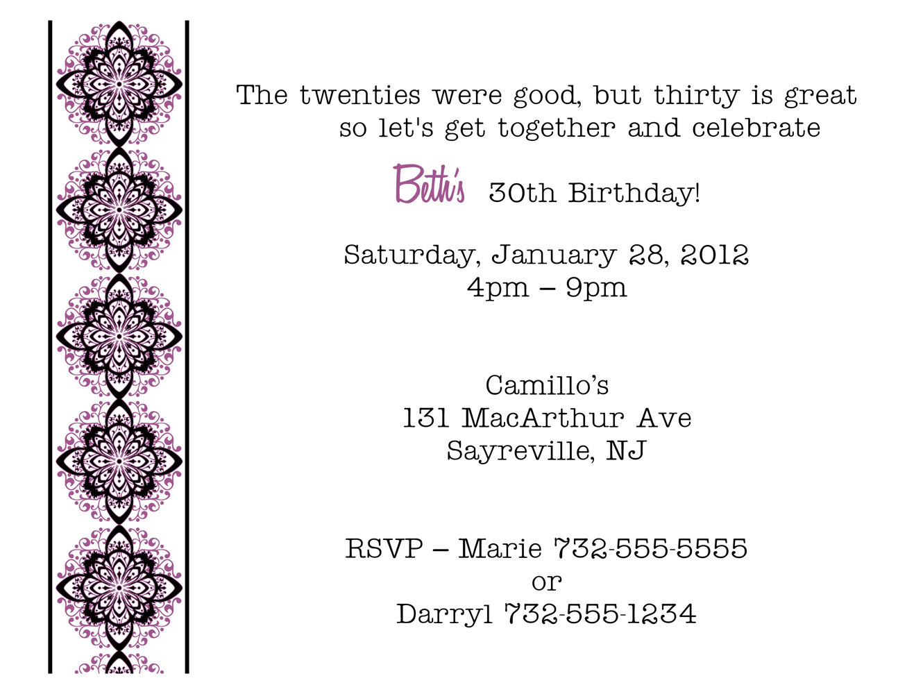 funny birthday invitation quotes ; funny-birthday-party-invitation-wording-for-your-save-the-dates-and-invites-2