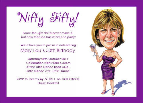 funny birthday party invitation quotes ; funny-50th_2