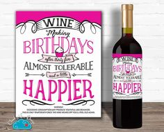 funny birthday wine labels ; 1dd82d63aa4bf7cf5a92e724eb7d63a1--funny-wine-labels-funny-birthday