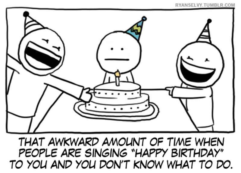 funny happy birthday drawings ; awkward-time-of-the-year-singing-happy-birthday-comic