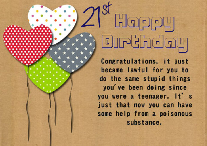 funny happy birthday wishes message ; 21st-birthday-wishes-Messages-and-greetings-03574-1