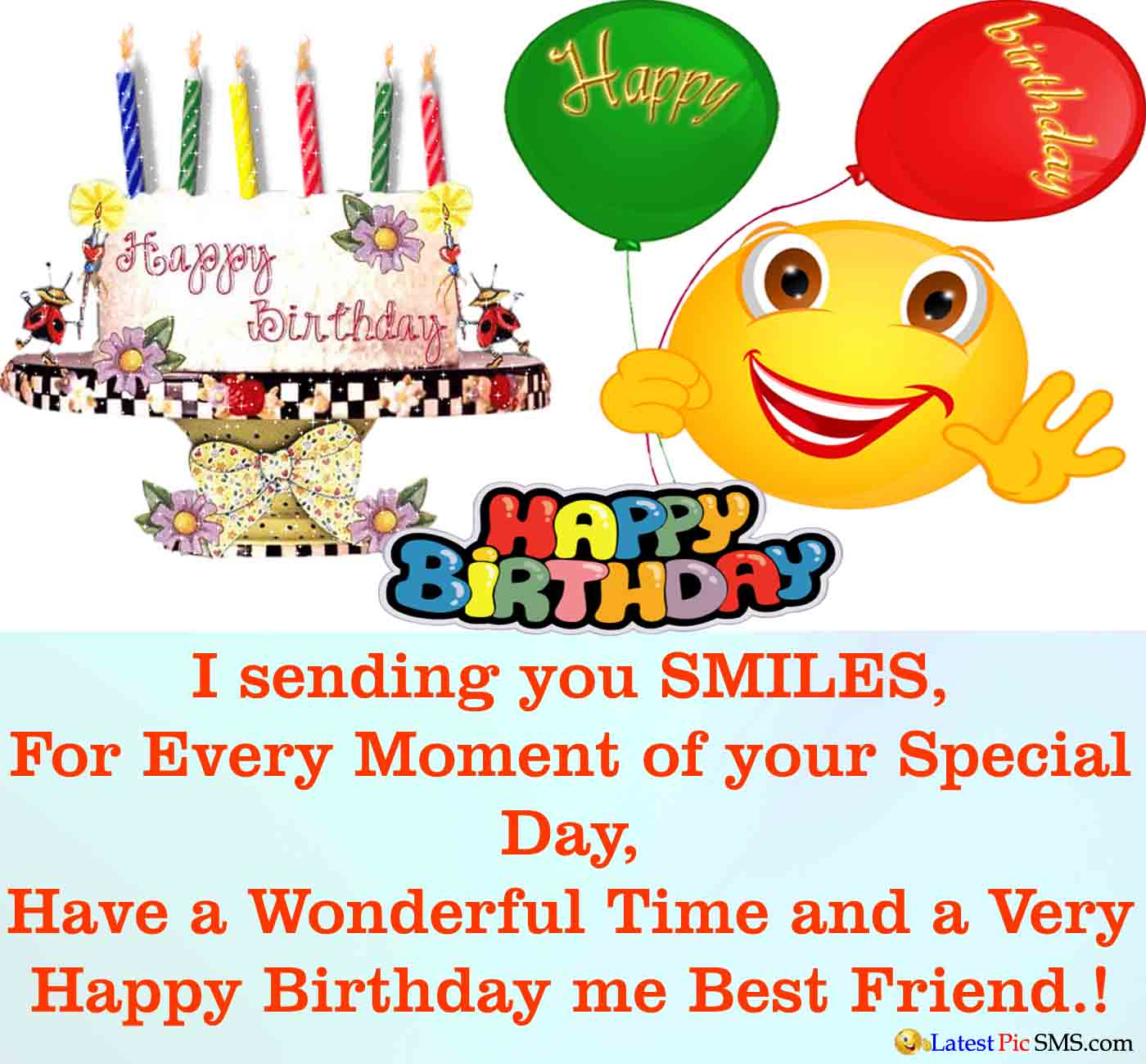 funny happy birthday wishes message ; Funny%252BHappy%252BBirthday%252BWishes%252Bfor%252BBest%252BFriend%252Bwith%252BImages%252B%2525285%252529