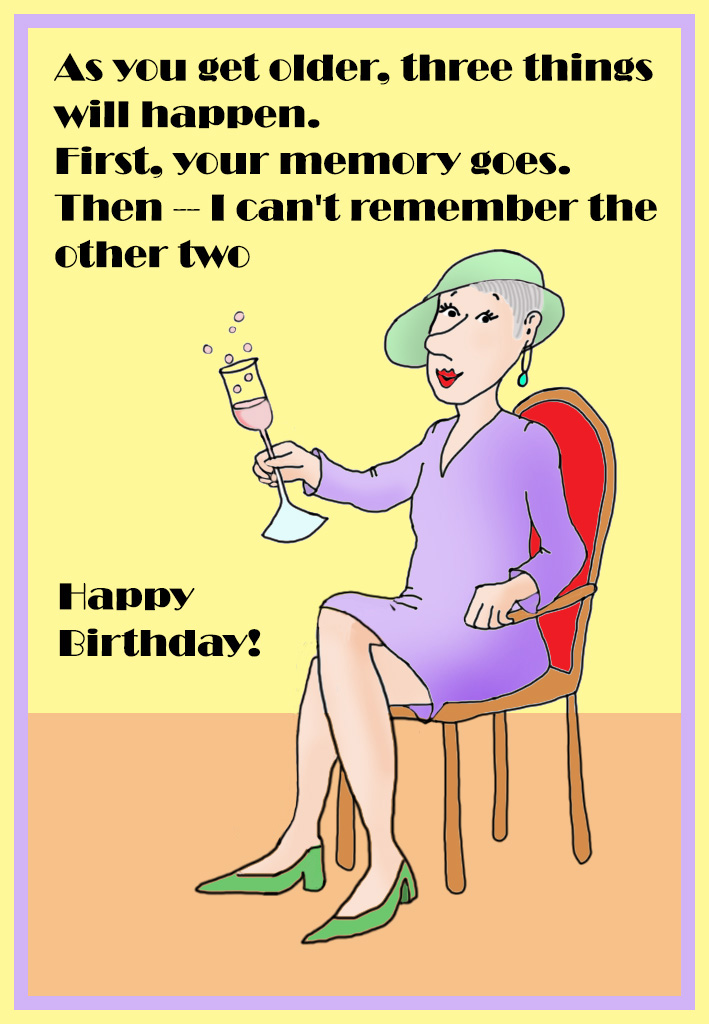 funny pictures for a birthday card ; birthday-card-you-cannot-remember