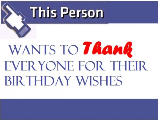 funny thank you message for birthday wishes on facebook ; Birthday-Thank-You-Messages-Image406