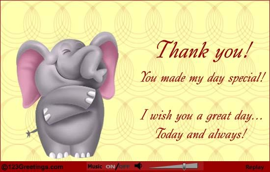 funny thank you message for birthday wishes on facebook ; thank-you-cards-for-birthday-wishes-every-member-a-friend-card-you-mad-my-day-special-i-wish-you-a-great-day-today-and-always