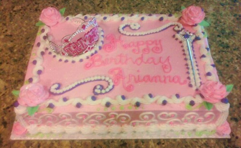 girl birthday sheet cakes ; girl-1st-birthday-sheet-cake-google-search-kylie-1st-bday