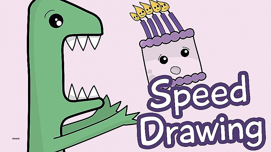 good drawings for birthday cards ; how-to-draw-happy-birthday-card-fresh-speed-drawing-how-to-draw-a-dinosaur-cute-birthday-card-of-how-to-draw-happy-birthday-card