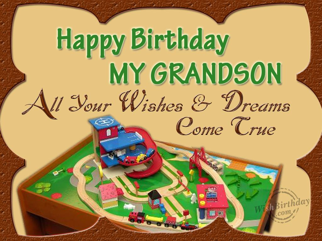 grandson birthday wishes greeting cards ; 3cb7c333484d6f2f29eebb2ad181d626